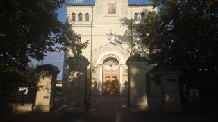 Pleszew, kościół poewangelicki pw. Najświętszego Zbawiciela