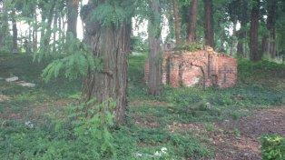 Pleszew, stary cmentarz ewangelicki
