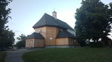 Pleszew, kościół pw. św. Floriana