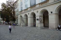 lwowski ratusz