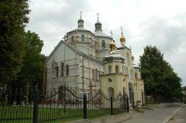 cerkiew w Busku