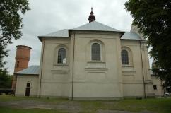 kościół rzymsko-katolicki w Busku