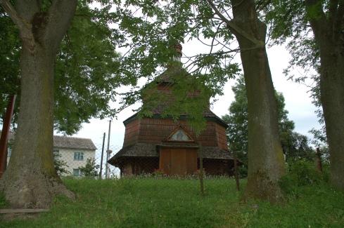 cerkiew św. Paraskewii w Busku