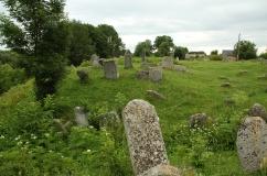 cmentarz żydowski w Busku