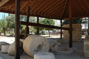 przed zamkiem w Limassol