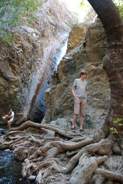 wodospad Mylomeris