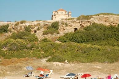 Agios Georgios w północnej części Zatoki Koralowej