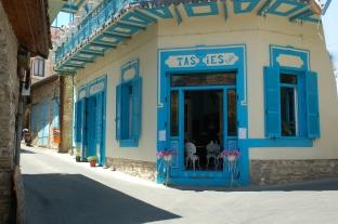 Tasties Cafe, Pano Lefkara