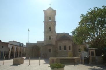 kościół pw. św. Łazarza w Larnace