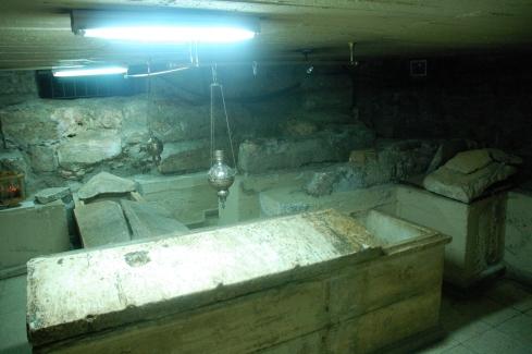 grobowiec św. Łazarza