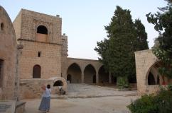 klasztor w Agia Napa