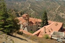 klasztor Machairas