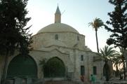 meczet Hala Sultan Tekke w Larnace