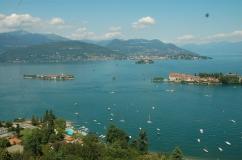 Jezioro Maggiore i Wyspy Boromejskie