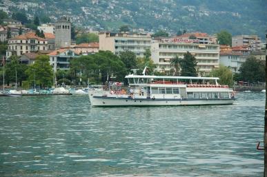 Locarno, Jezioro Maggiore