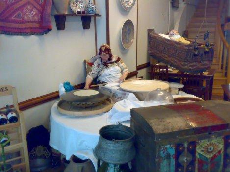 powiew tradycji we współczesnej stambulskiej restauracji