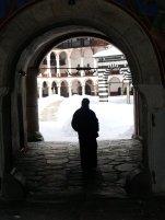 wejście do monastyru