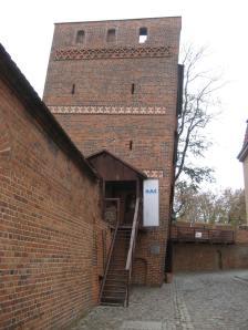 Krzywa Wieża w Toruniu