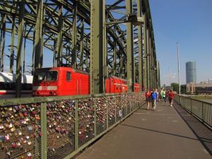 most zakochanych w Kolonii fot. Paul Jablonski