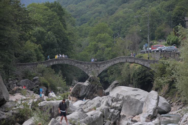 słynny most